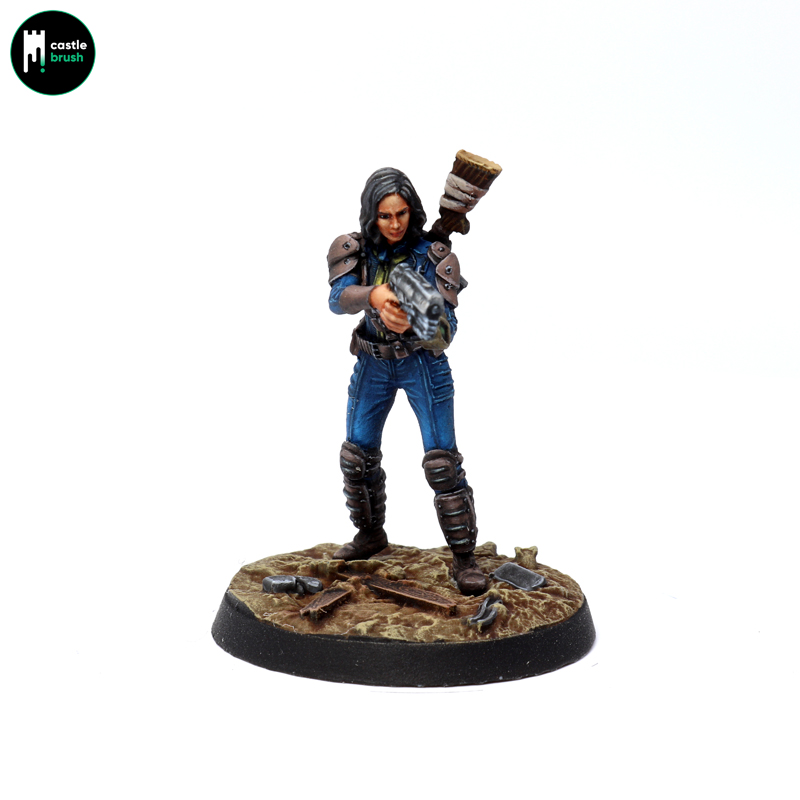 Fallout Wasteland Warfare – Nora