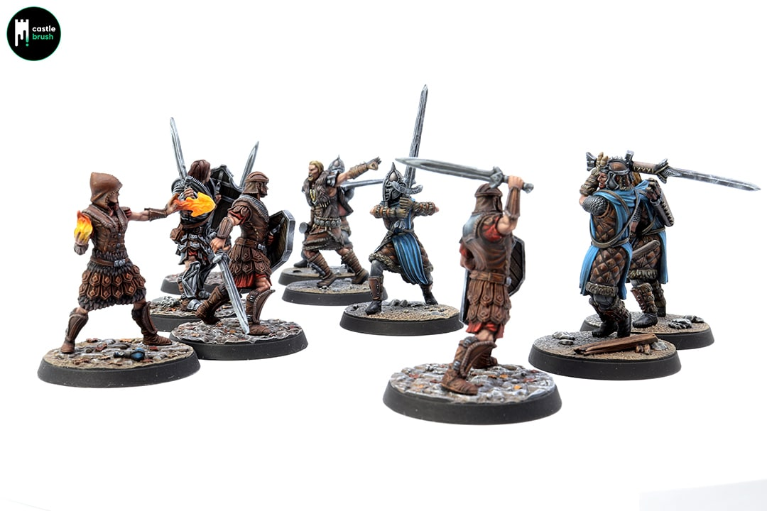 Elder Scrolls: Call to Arms - Imperial Legion vs. Stormcloaks set
