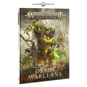 Warhammer age od sigmar orruk warclans