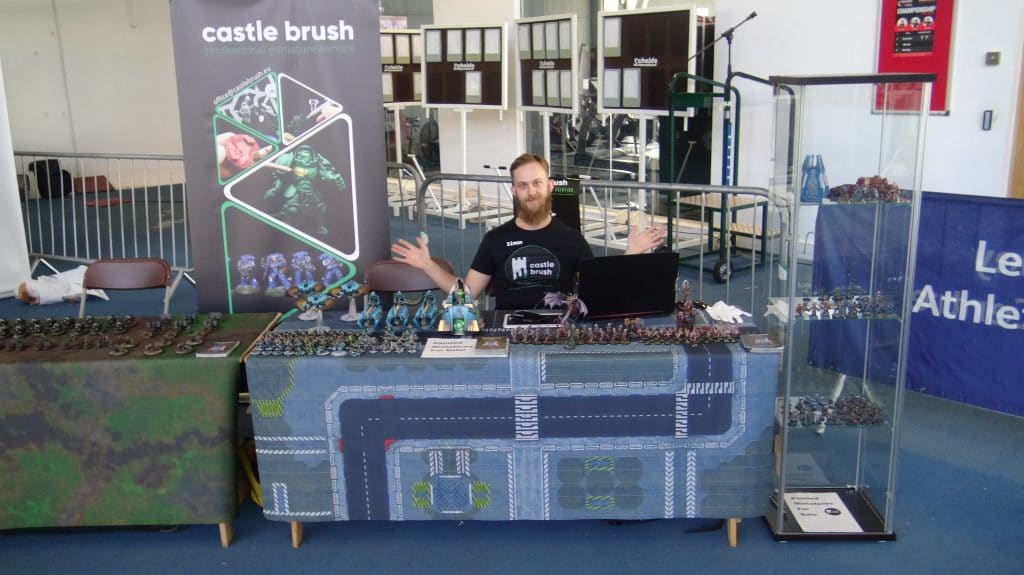 London Grand Tournament 2019 Castle Brush