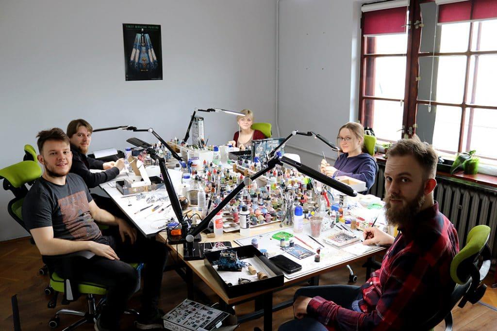 about us castle brush crew