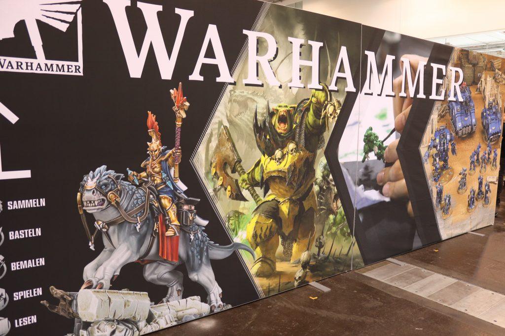 Games Workshop at Essen Spiel