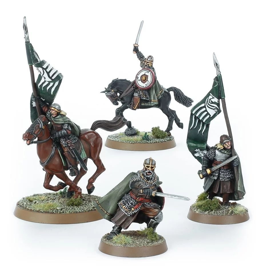 Pro painted miniatures