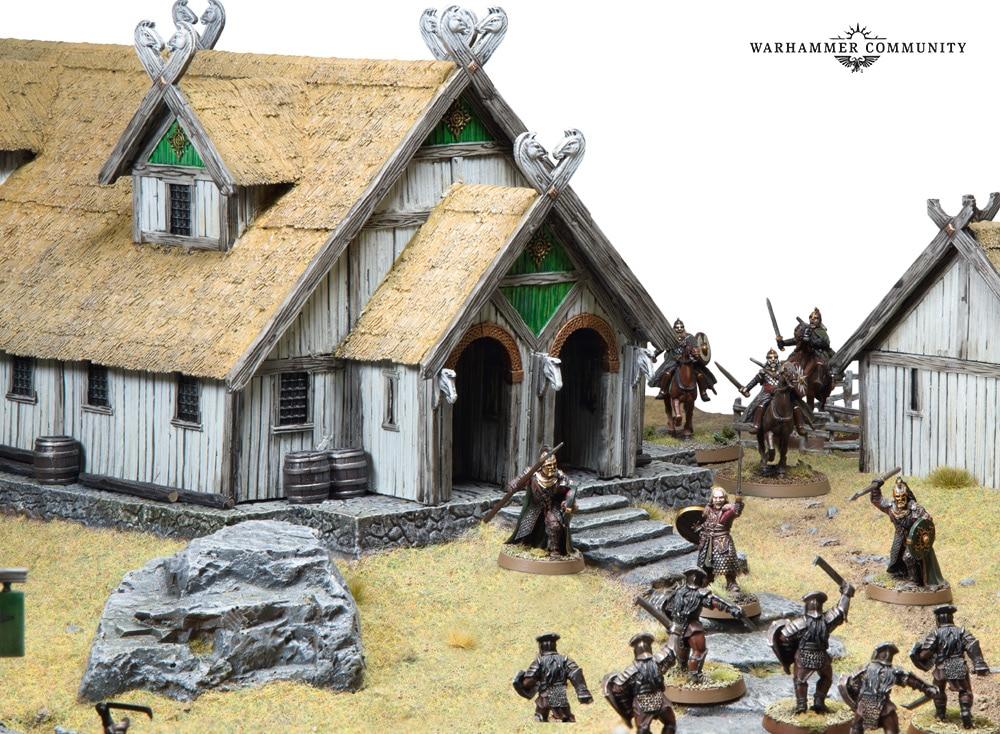 War in Rohan supplement